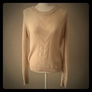 Kimchi Blue Cream Sweater